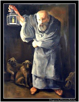 Diogenes by Demetrio Belenky