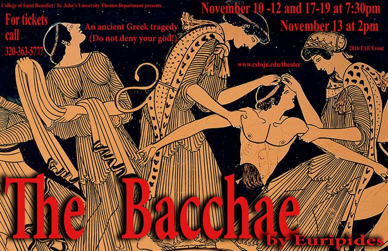 Bacchae proof