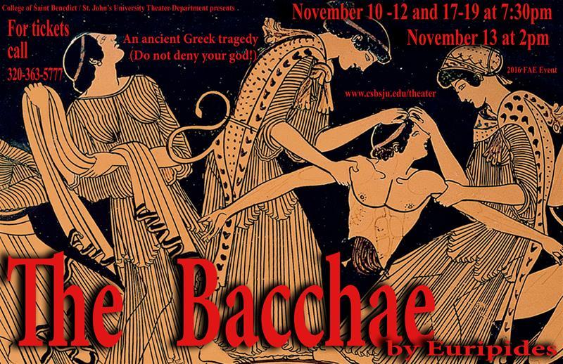 Bacchae proof