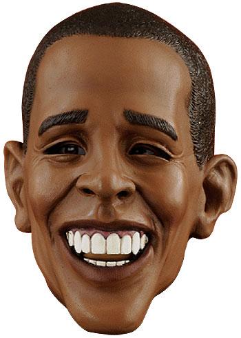 Barack Omaba Mask