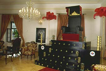 Candidia's Oval Office